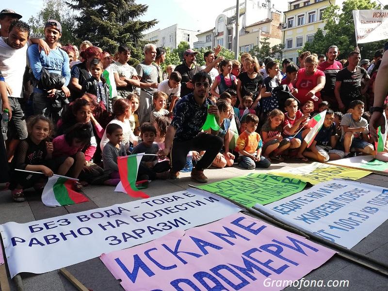 Джамбазки се вбеси на протестиращите роми от Кумлука: Поредна циганска наглост