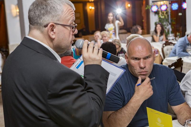 Руски депутати и артисти мериха сили в интелектуална игра в Свети Влас