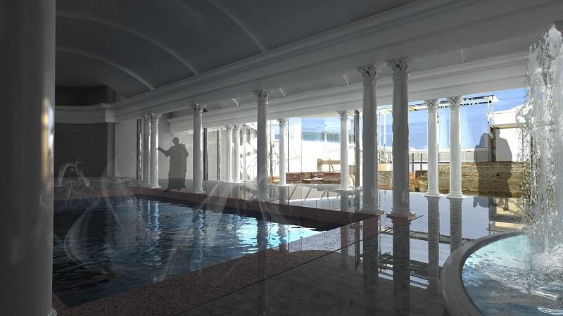 Нова музейна експозиция и римска баня ще привличат посетители в Акве Калиде