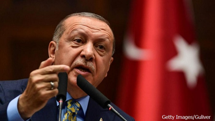 Турция създаде забранена военна зона до границата с България