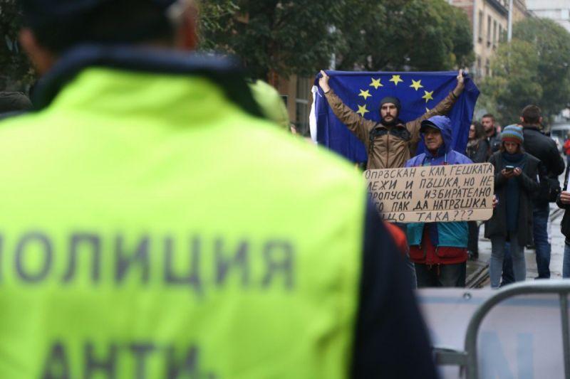 Прегласуването на избора на главен прокурор започна с протест
