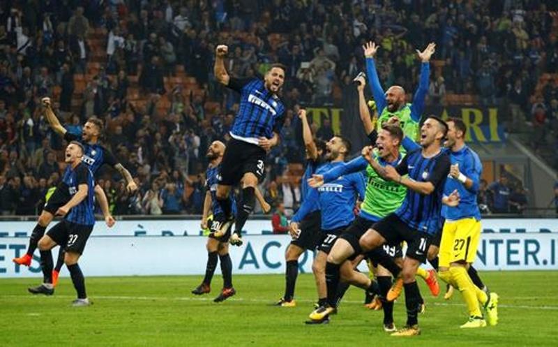 """Италианският футболен гранд """"Интер"""" пристига в България"""