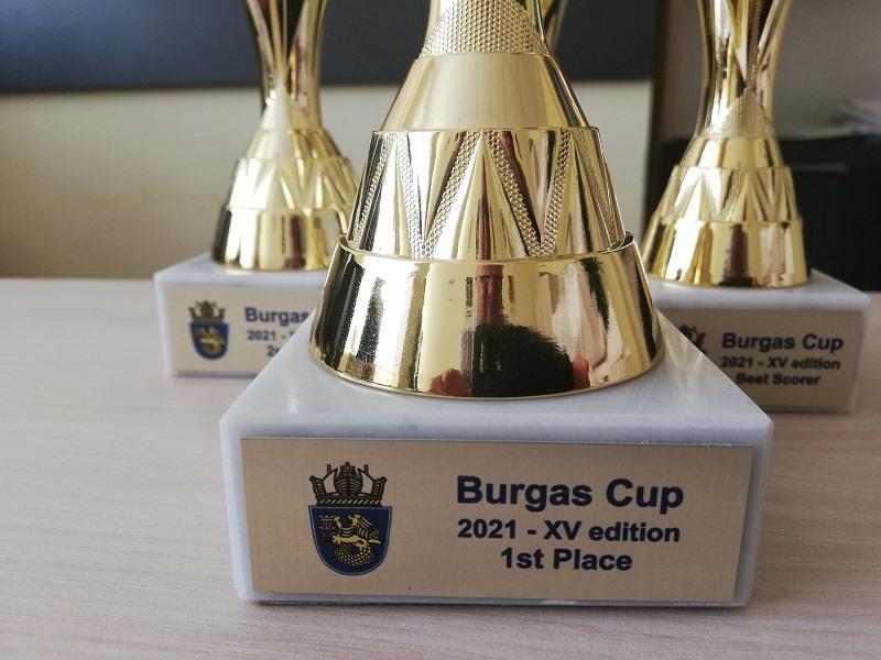Коронавирусът отново отложи силен международен турнир в Бургас