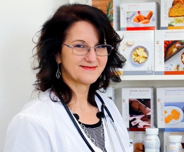Индивидуален хранителен режим на промоцена от д-р Евелина Иванова