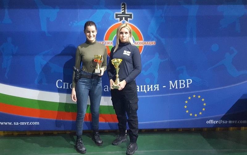 Спортна слава за бургаската полиция