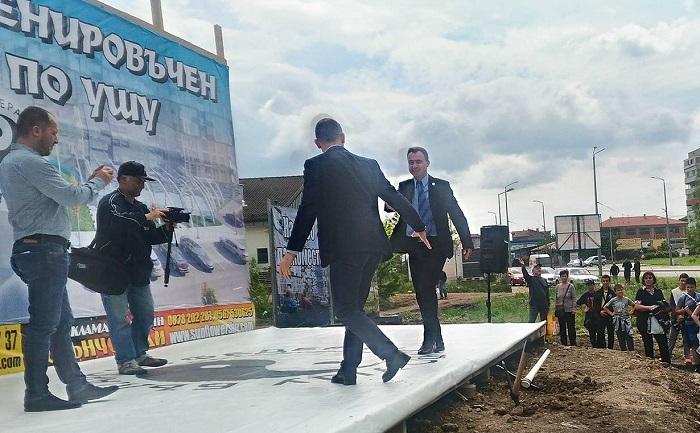 Европейската столица на ушу ще е Бургас, тук се изгражда единствен по рода си тренировъчен център