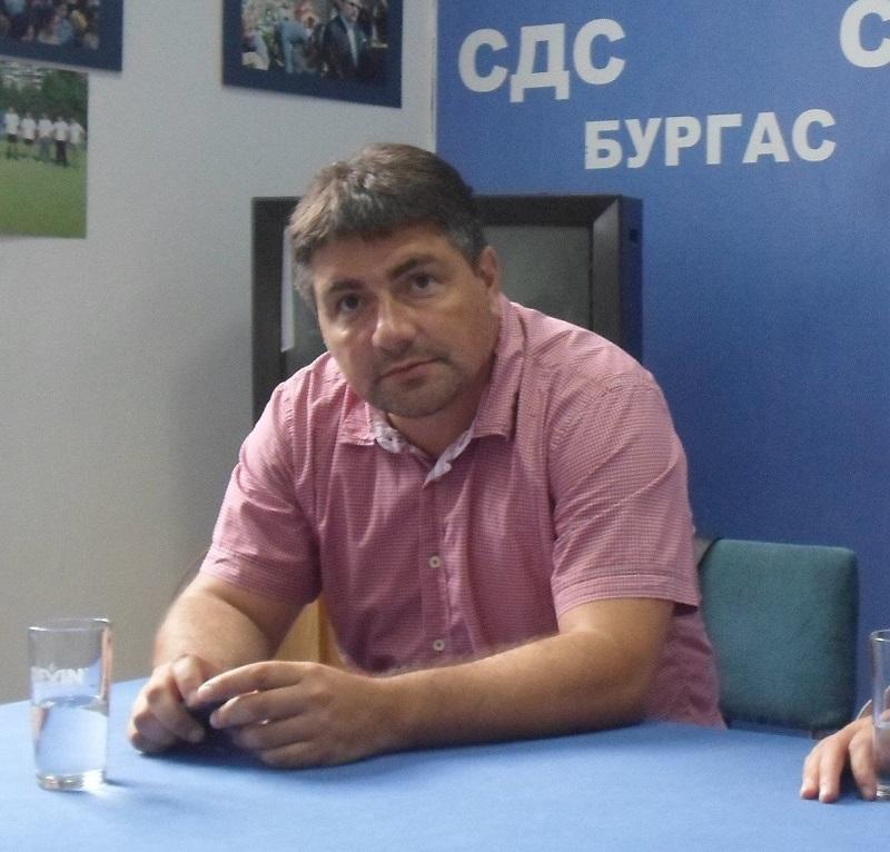 Костадин Марков е убеден в невинността на шефа на БАБХ Бургас