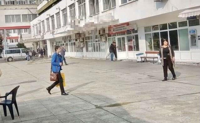 Пациент скочи от петия етаж на УМБАЛ-Бургас