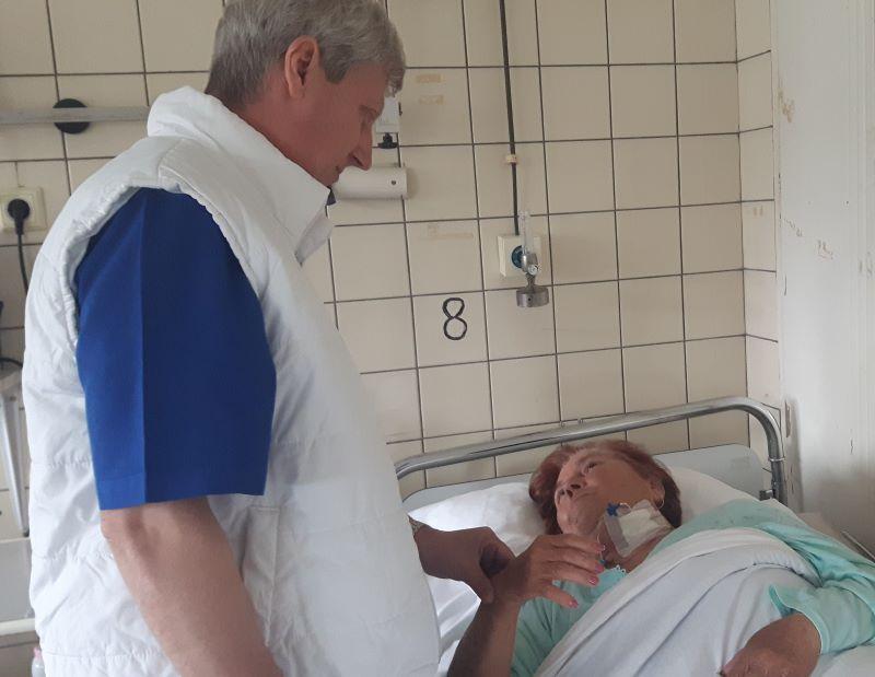 Ново лечение на инсулт върна живота на 81-годишна бургазлийка