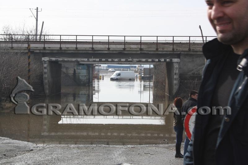 Наводненията на СО МАТ отидоха в историята