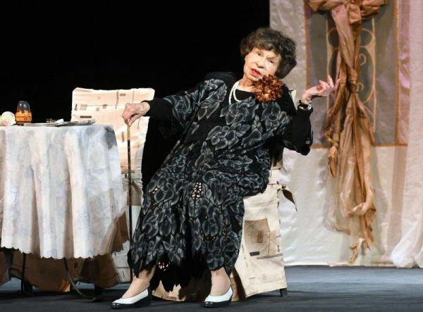 Голямата актриса Стоянка Мутафова стана на 95 години