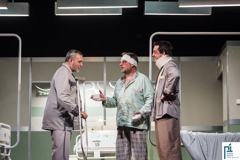 """""""Трима мъже и една Маргарита"""" размисли и разсмя от сърце Бургас"""