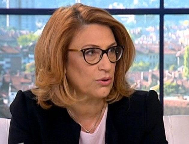 Татяна Буруджиева: Нинова не представи добре мотивите на вота, защото не ги е писала