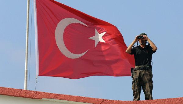 Турските ВВС вдигнати по тревога