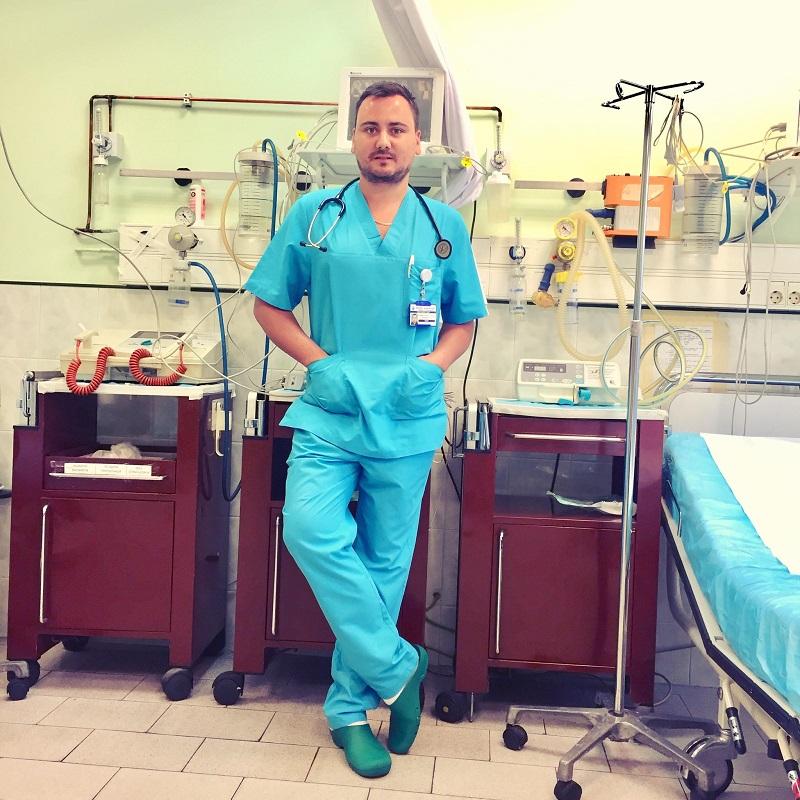 Д-р Светослав Тодоров, който всеки ден сбъдва детската си мечта