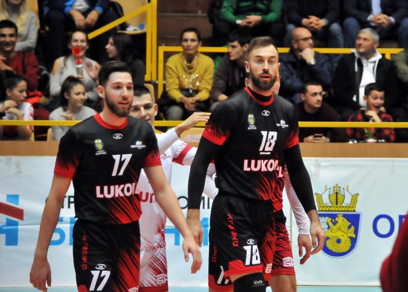 Бургас приема финалния турнир за купата на България по волейбол