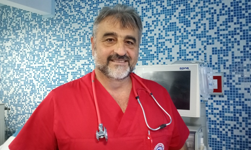 Д-р Красен Генев: След хемодиафилтрация пациентите са с по-чиста кръв и от моята