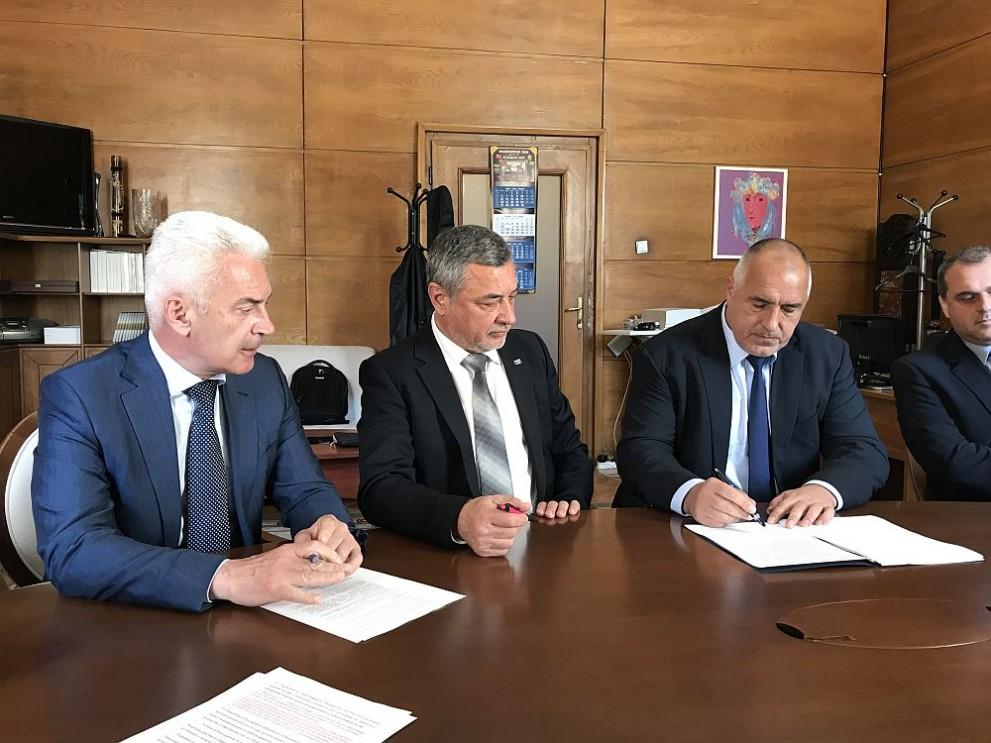 100 дни от управлението на кабинета Борисов 3