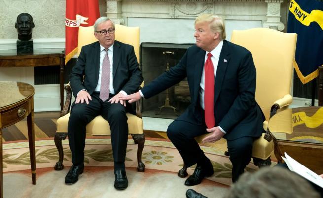 След срещата Юнкер-Тръмп: ЕС и САЩ ще избегнат търговска война