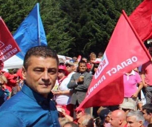 Красимир Янков с призив за отбелязване на 129-та годишнина на БСП на Бузлуджа