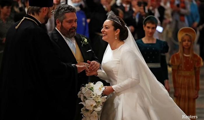 Първа царска сватба в Русия след повече от век