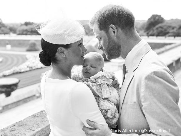 Мегън и принц Хари на почивка в Ибиса с бебе Арчи