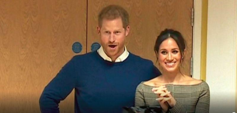 Принц Хари и Меган Маркъл разкриха детайли около сватбата си
