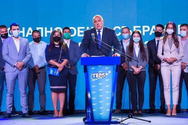Депутатът Галя Желязкова стана зам.-председател на младежите на ГЕРБ