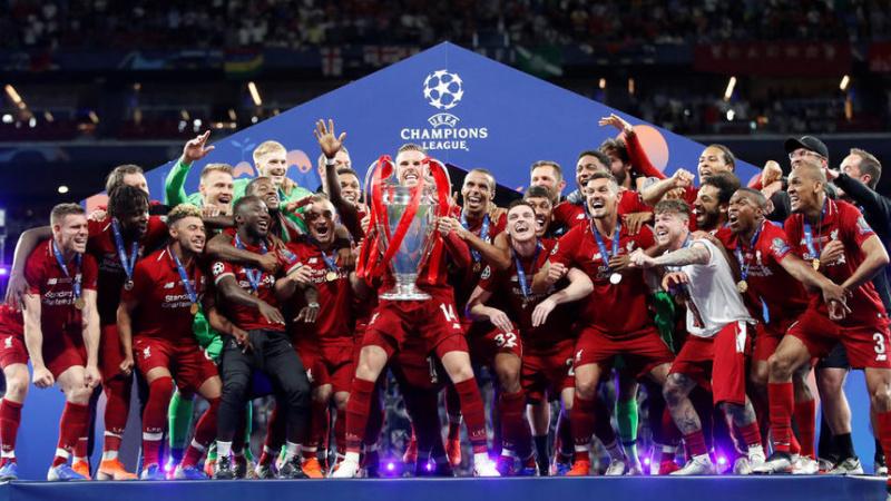 """""""Ливърпул"""" покори Шампионската лига"""