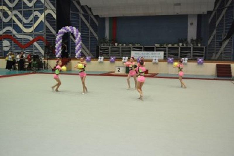 50 клуба по художествена гимнастика мерят сили в Бургас