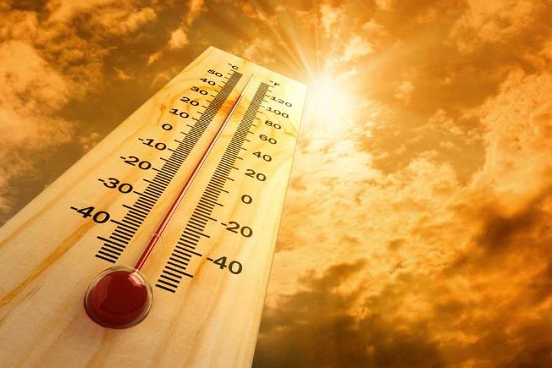 От 7 до 37 градуса през юни