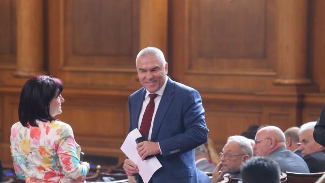 Свалянето на имунитетите на двама депутати е на дневен ред в НС