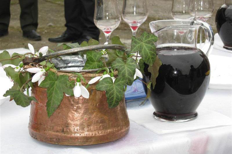 Кой прави най-доброто домашно вино в Камено?