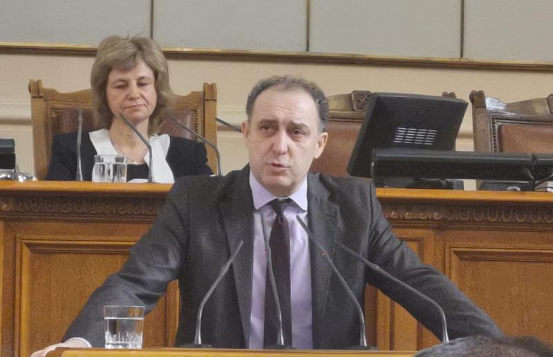 Иван Вълков : Българският пазар е защитен чрез промените в Закона за железопътния транспорт