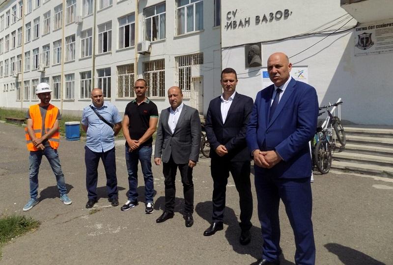 Започва санирането на три нови сгради в Поморие