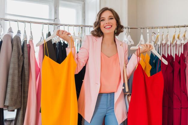 Избор на дамски дрехи за конкретно събитие