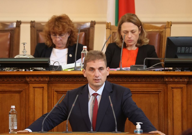Бургаски депутат от ДПС алармира регионалното министерство за пътя убиец в Айтос още в началото на годината