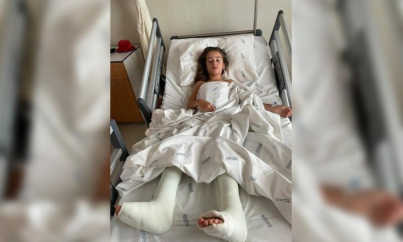 Смелата Кристин вече се възстановява от тежката операция, но й трябва още малко помощ