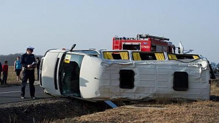 Тежка катастрофа с автобус в Бразилия, 17 загинаха