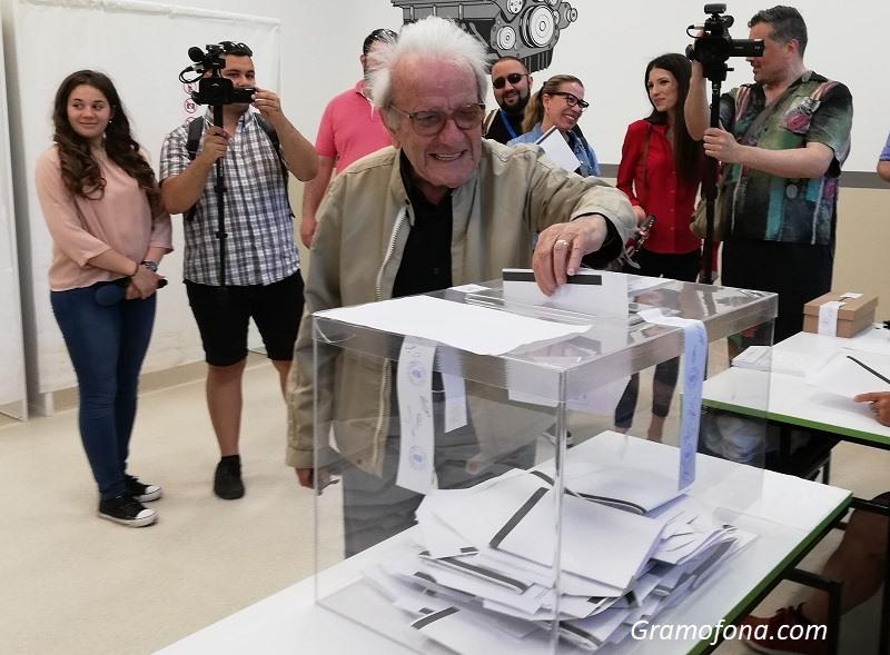 ГЕРБ и СДС подписаха политическо споразумение за общо явяване на местните избори