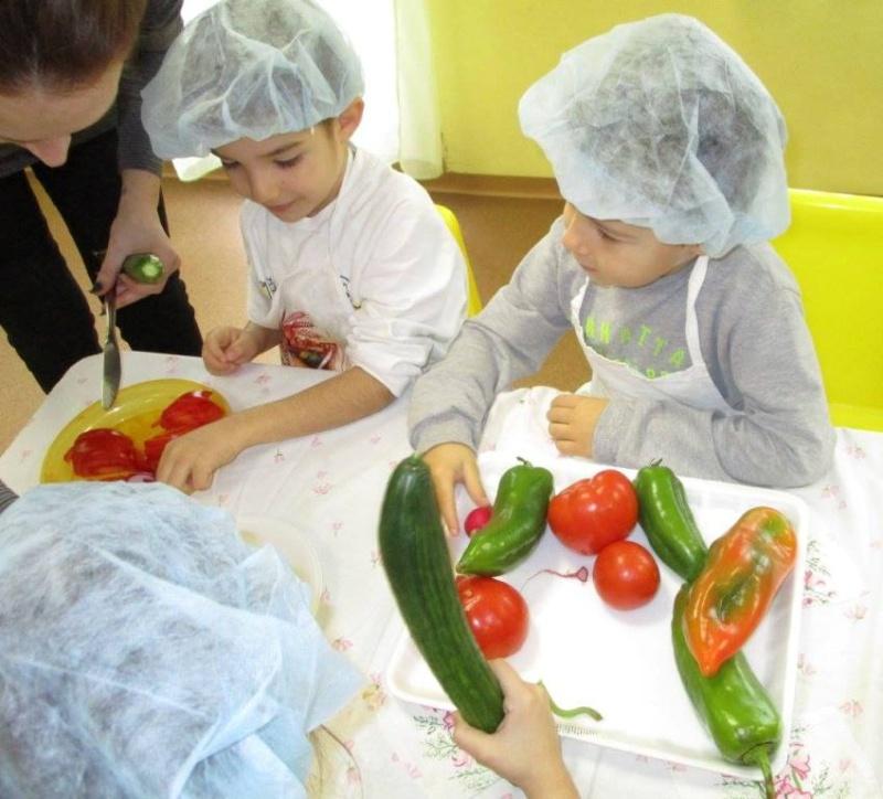 300 деца и родители готвят здравословно в Бургас (ОБНОВЕНА)