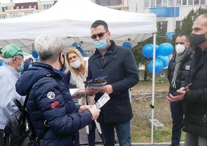 Андрей Рунчев: Ще работя за изграждането и развитието на новите индустриални зони в Бургас
