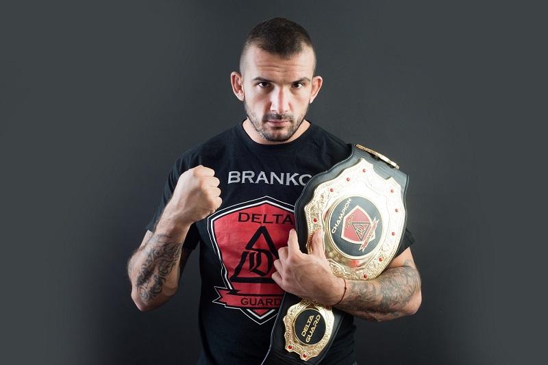 Бранко Бабачев срещу бесарабски българин на MAX FIGHT 45