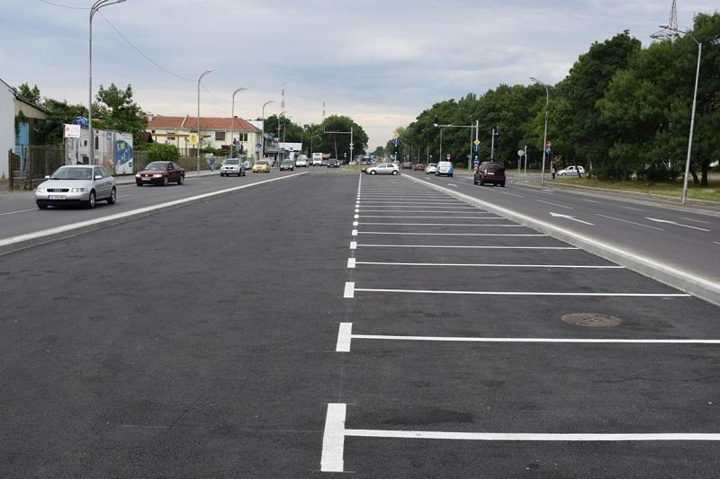 Нови 40 паркоместа в Бургас
