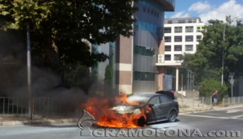 Кола гори до хотел Мираж