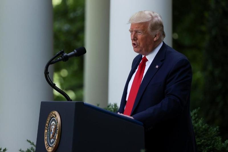 Тръмп с пламенна реч за празника на САЩ