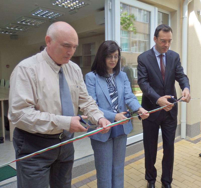 Обмислят изграждане на голям научен бизнес център в Бургас