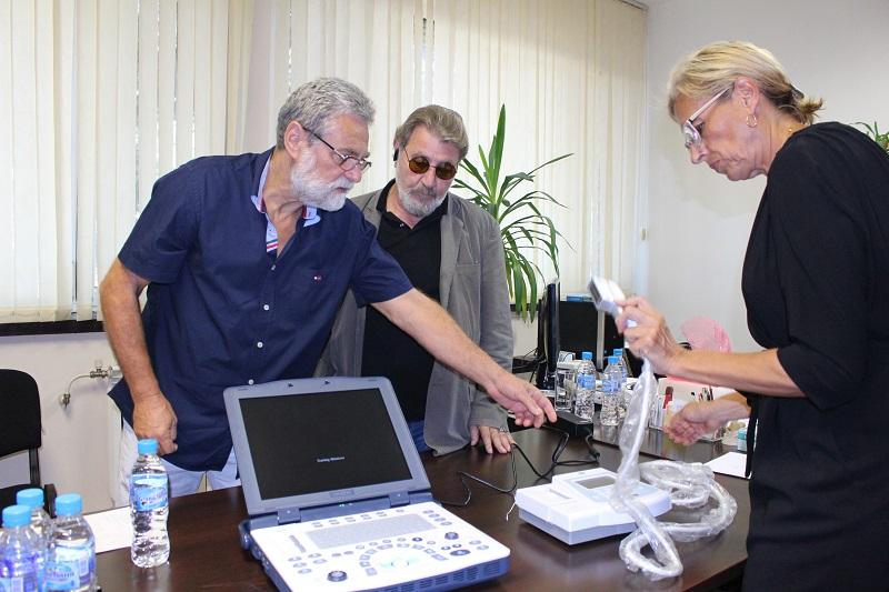 УМБАЛ Бургас получи техника за профилактика на инсулта