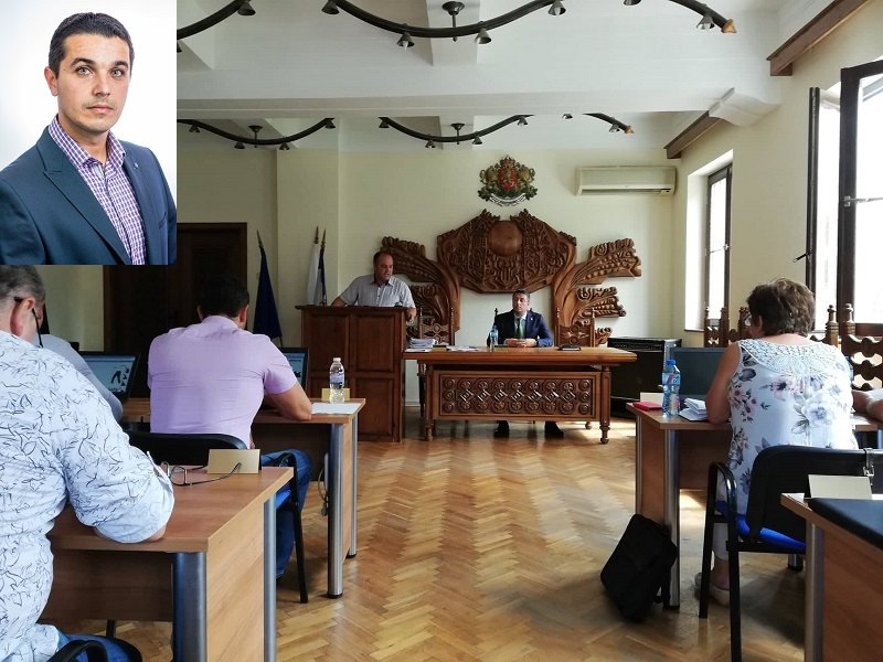 Станислав Добрев: Комбинирана скица се изготвя на базата на документи