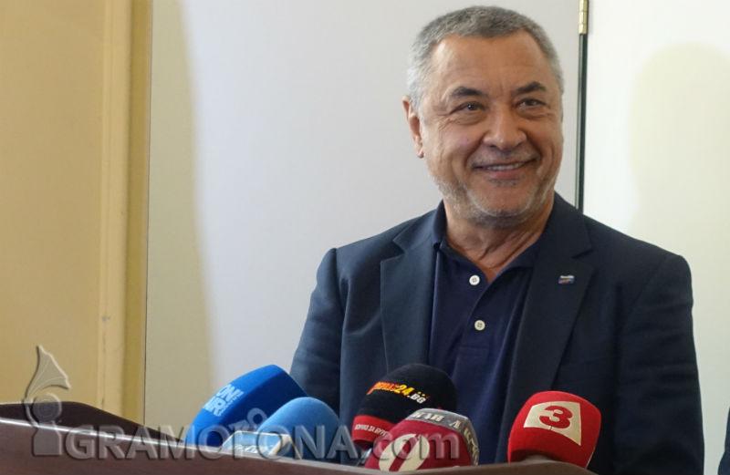 Валери Симеонов стана зам.-шеф на Народното събрание